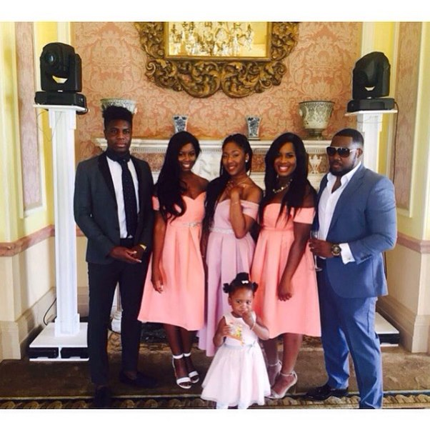 X factor Rachel Adedeji weds LoveweddingsNG2