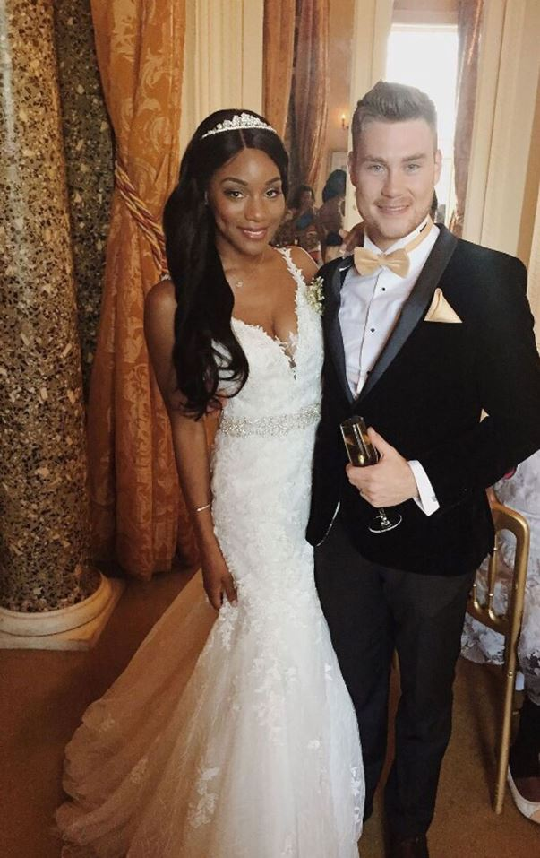 X factor Rachel Adedeji weds LoveweddingsNG6