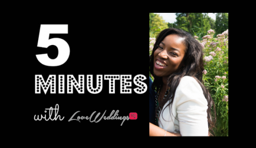 5 minutes with Suzy Qcakes LoveweddingsNG
