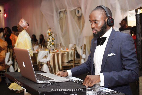 Emmanuel & Noye My Big Nigerian Wedding Lagos - LoveweddingsNG DJ