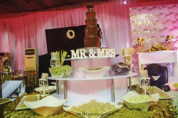 Emmanuel & Noye My Big Nigerian Wedding Lagos - LoveweddingsNG Sweet Cravings Desserts