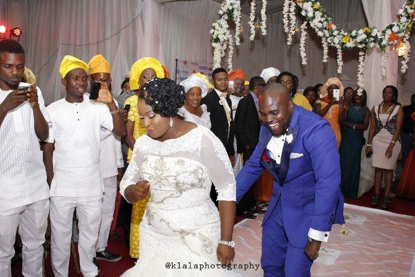 Emmanuel & Noye My Big Nigerian Wedding Lagos - LoveweddingsNG24