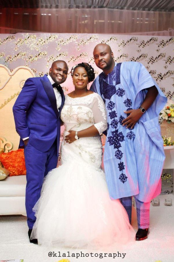 Emmanuel & Noye My Big Nigerian Wedding Lagos - LoveweddingsNG48