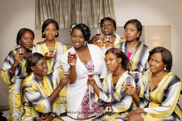 Emmanuel & Noye My Big Nigerian Wedding Lagos - LoveweddingsNG5