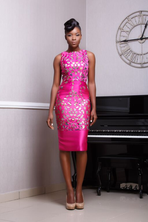 Funke Adepoju Resort 2016 Collection Lookbook LoveweddingsNG11