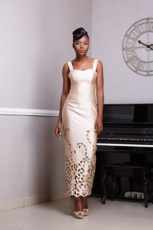 Funke Adepoju Resort 2016 Collection Lookbook LoveweddingsNG2