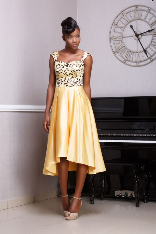 Funke Adepoju Resort 2016 Collection Lookbook LoveweddingsNG5