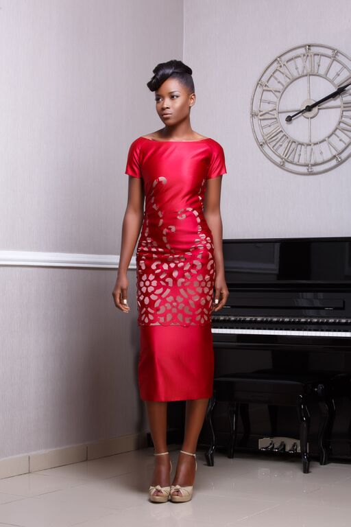 Funke Adepoju Resort 2016 Collection Lookbook LoveweddingsNG6