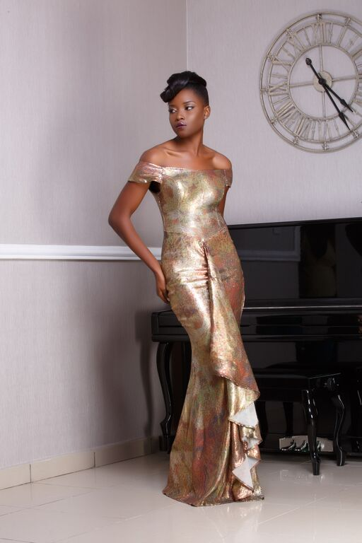 Funke Adepoju Resort 2016 Collection Lookbook LoveweddingsNG7