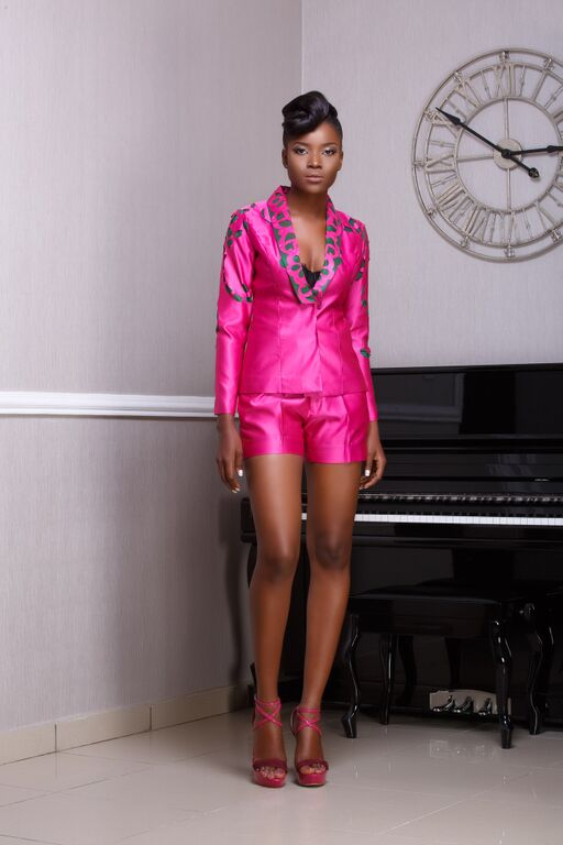 Funke Adepoju Resort 2016 Collection Lookbook LoveweddingsNG8