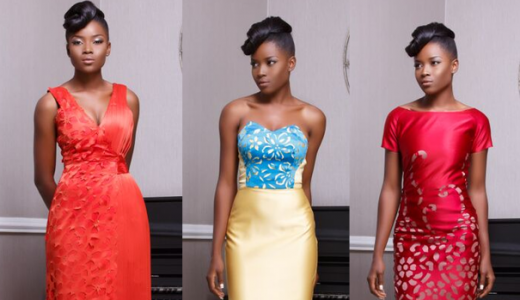 Funke Adepoju Resort 2016 LoveweddingsNG
