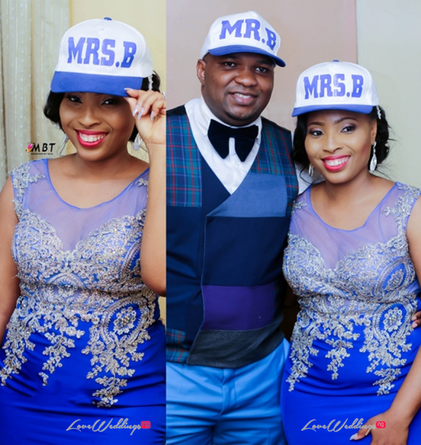 Lara George's Brother - Ademola Bajomo weds Nnenna LoveweddingsNG11