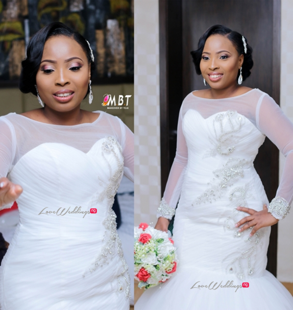 Lara George's Brother - Ademola Bajomo weds Nnenna LoveweddingsNG3