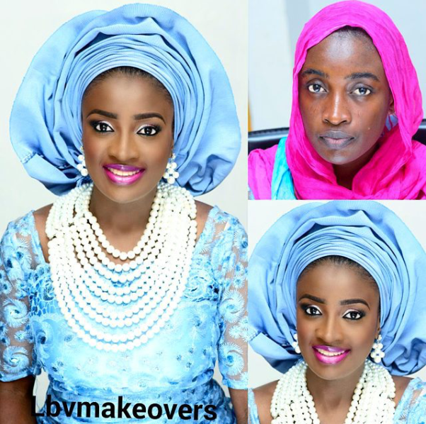 LoveweddingsNG Before and After - LBV Makeovers3