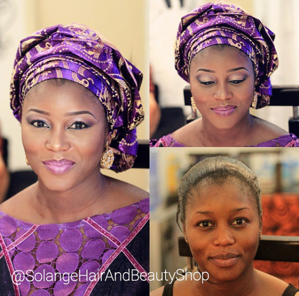 LoveweddingsNG Before and After Solange Hair and Beauty Shop2