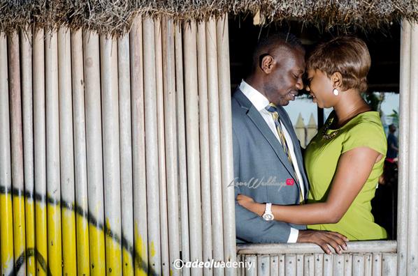 LoveweddingsNG Damilola & Seun Prewedding Adeolu Adeniyi