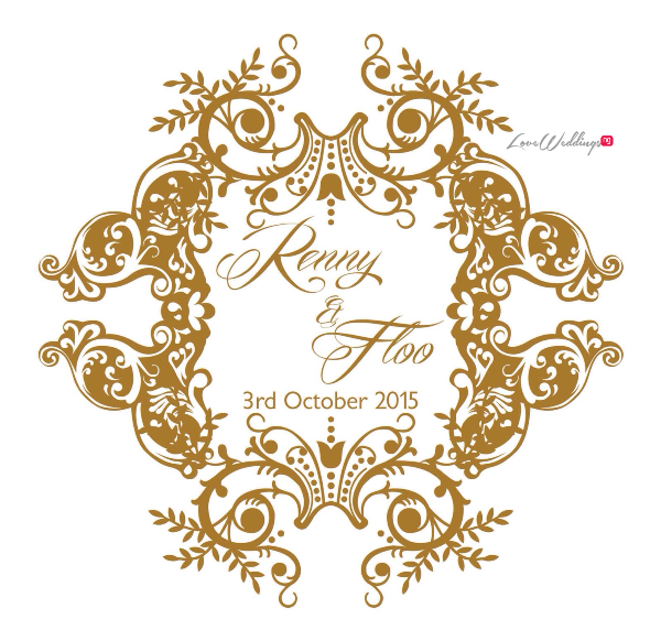 LoveweddingsNG #RennyFloo2015 - logo