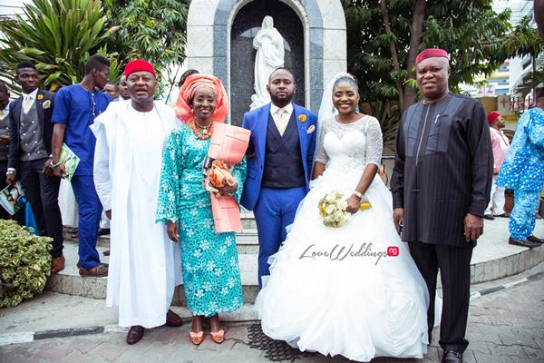 Loveweddingsng Amarachi & Francis White Wedding Diko Photography13