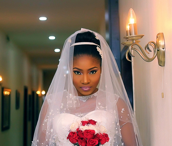 Nigerian Bridal Makeup Inspiration - LoveweddingsNG2