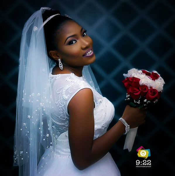 Nigerian Bridal Makeup Inspiration
