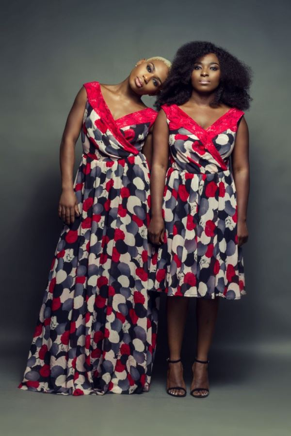 Uju Estelo 2015 Collection - Meg Otanwa & Ezinne Asinugo7
