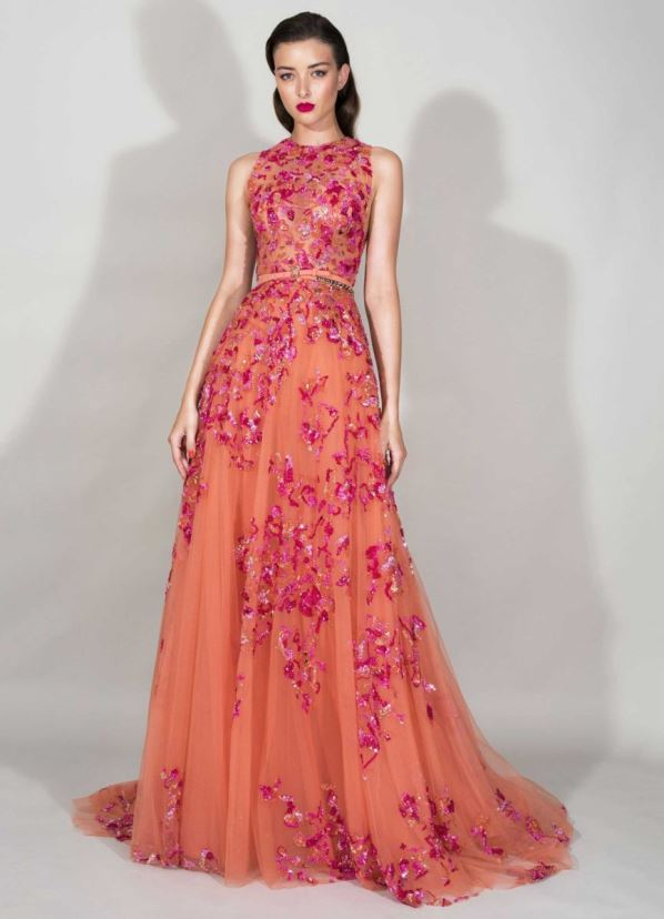Zuhair Murad's Resort 2015 - 16 Collection LoveweddingsNG25