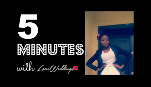 5 Minutes With Elizabeth Millinery by Elizabeth LoveweddingsNG