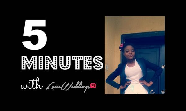 5 Minutes With Elizabeth Millinery by Elizabeth LoveweddingsNG