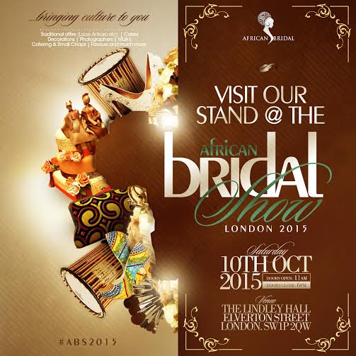 African Bridal Show Visit Our Stand LoveweddingsNG