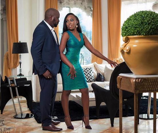 Andrew Esiri wedding Sakenim Perdo-Egbe LoveweddingsNG1