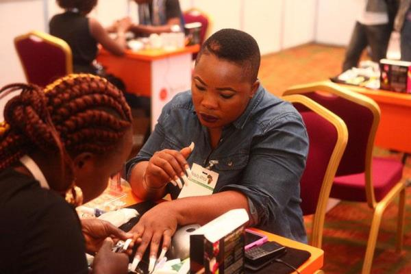 Beauty Africa Exhibition 2015 - LoveweddingsNG21