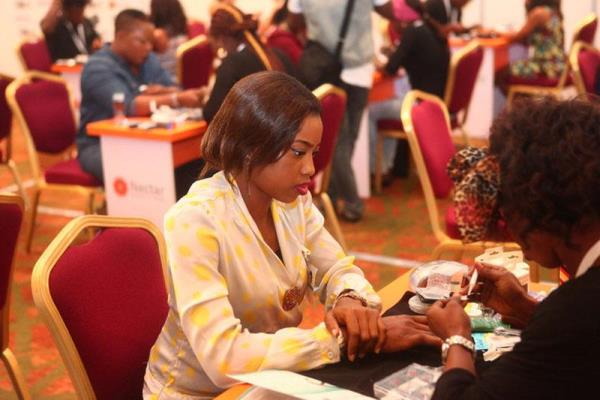 Beauty Africa Exhibition 2015 - LoveweddingsNG23