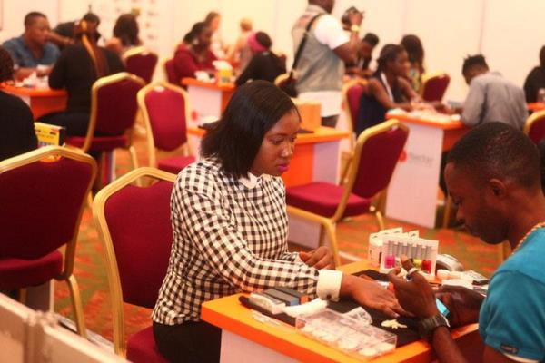 Beauty Africa Exhibition 2015 - LoveweddingsNG25