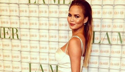 Chrissy Teigen Pregnant Bridal Inspiration LoveweddingsNG2