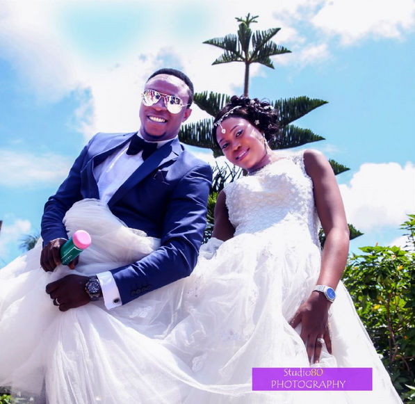 Chuddy K weds Joy LoveweddingsNG
