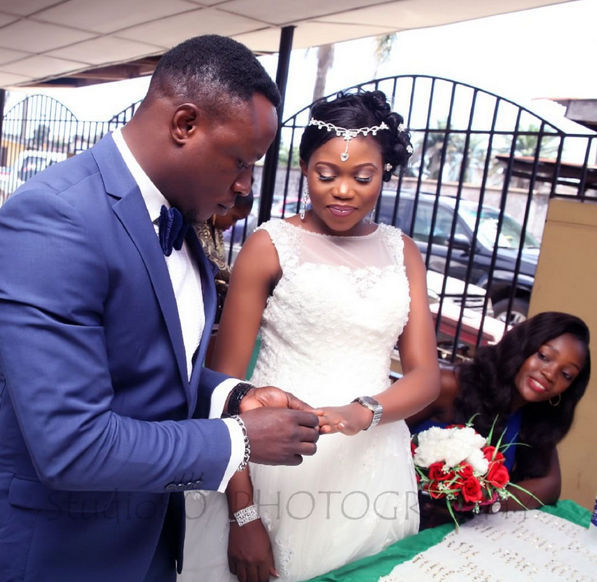 Chuddy K weds Joy LoveweddingsNG12