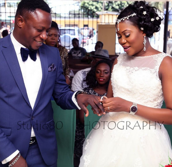 Chuddy K weds Joy LoveweddingsNG13