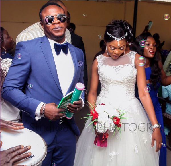 Chuddy K weds Joy LoveweddingsNG14