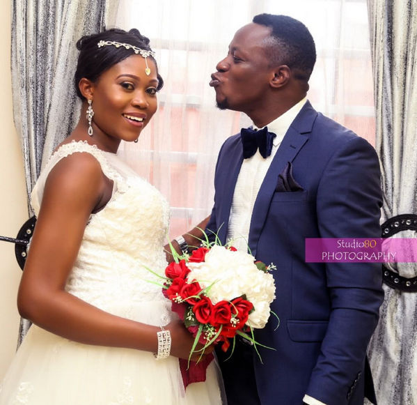 Chuddy K weds Joy LoveweddingsNG15