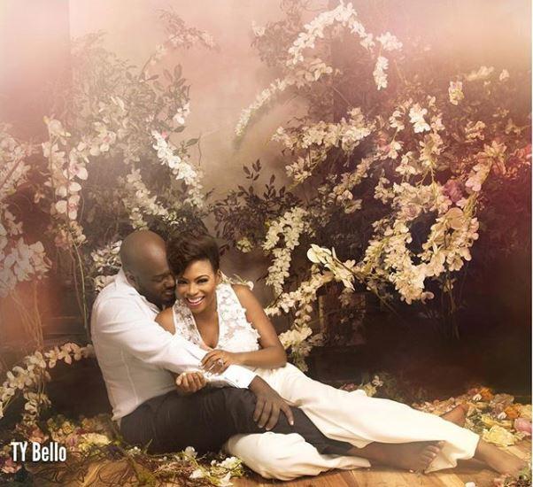 Dolapo Oni Gbite Sijuwade Pre Wedding - LoveweddingsNG1