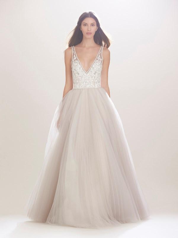 Fall 2016 Wedding Gown - Carolina Herrera LoveweddingsNG