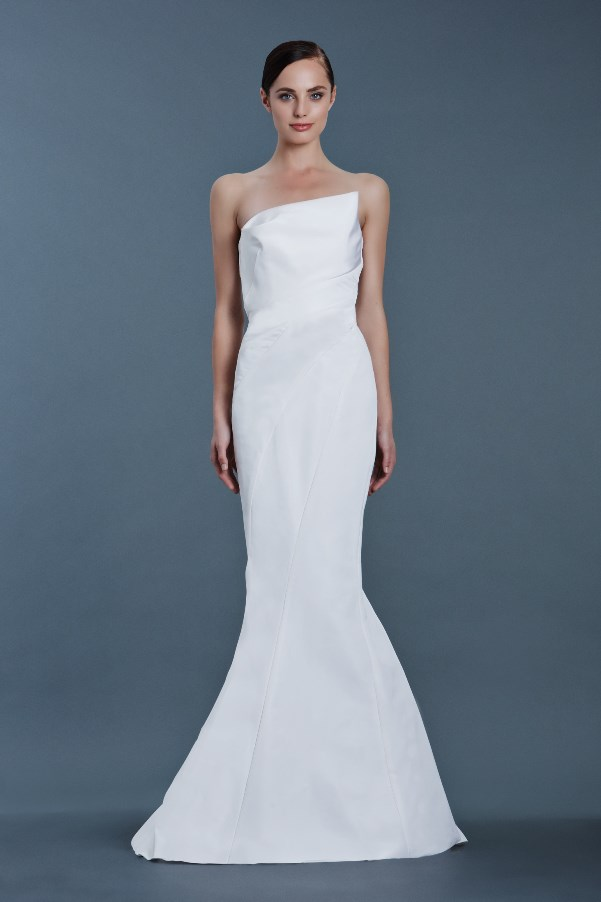 Fall 2016 Wedding Gown - J Mendel LoveweddingsNG
