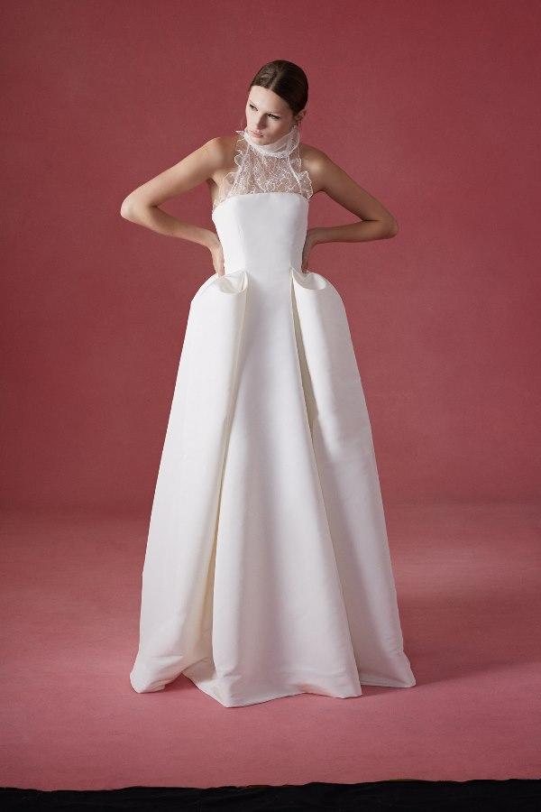 Fall 2016 Wedding Gown - Oscar De La Renta LoveweddingsNG