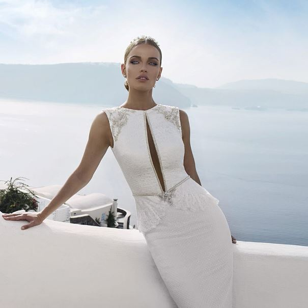 Julie Vino Fall 2016 - The Santorini Collection LoveweddingsNG10