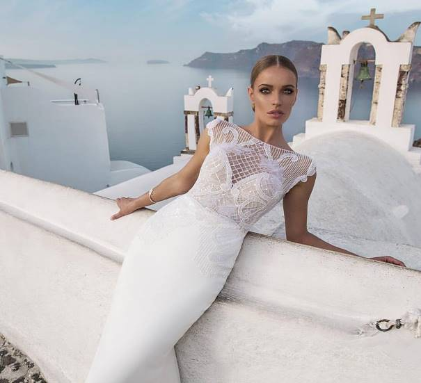 Julie Vino Fall 2016 - The Santorini Collection LoveweddingsNG12