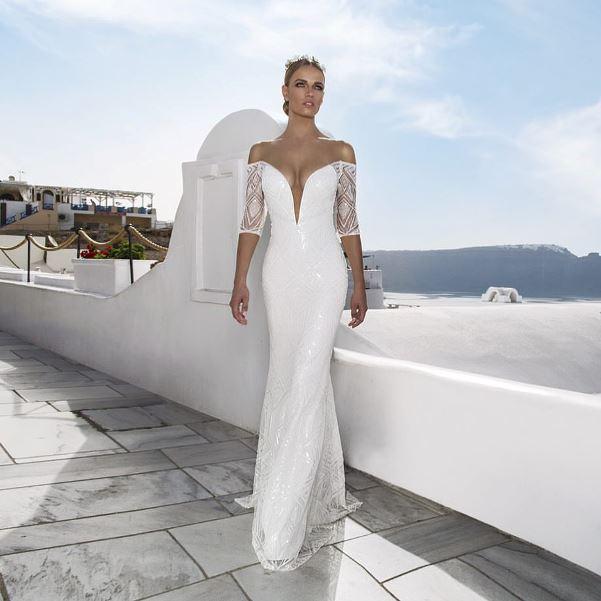 Julie Vino Fall 2016 - The Santorini Collection LoveweddingsNG13