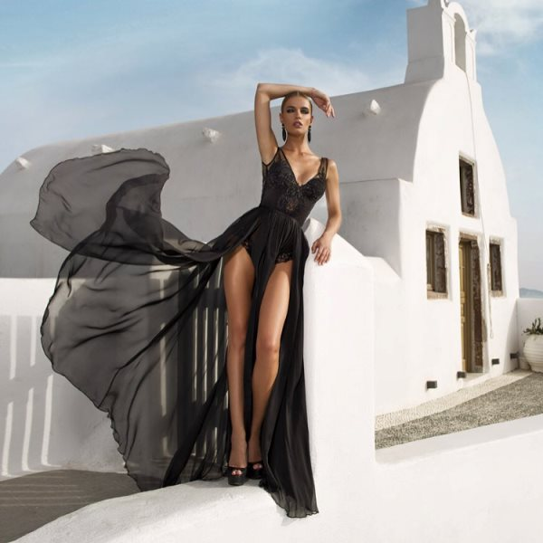 Julie Vino Fall 2016 - The Santorini Collection LoveweddingsNG2