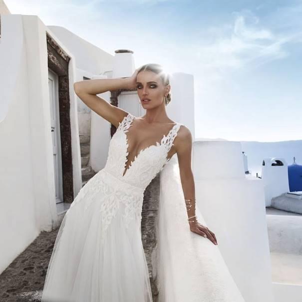 Julie Vino Fall 2016 - The Santorini Collection LoveweddingsNG3