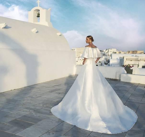 Julie Vino Fall 2016 - The Santorini Collection LoveweddingsNG6