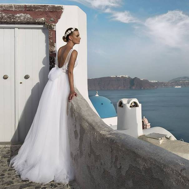 Julie Vino Fall 2016 - The Santorini Collection LoveweddingsNG7